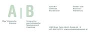 Mag. Alexandra Brauner - A I B - Mag. phil. Alexandra Brauner - Praxis für psychologische Beratung und Coaching - Integrativer Ansatz