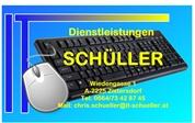 Christine Schüller - IT-Dienstleistung
