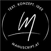Manuela Radelsberger - Manuscript // Text. Konzept. Idee.