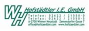 Hofstädtler Industrie-Electronic GmbH - Hofstädtler Industrie-Electronic GmbH