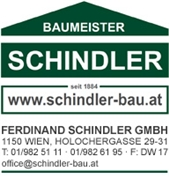 Ferdinand Schindler Gesellschaft m.b.H. -  Baumeister