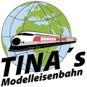 Elisabeth Kroch - Tina's Modelleisenbahn