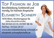 Elisabeth Schnepf - Modische Berufskleidung Schnepf
