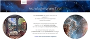 Ing. Helmut Beringer -  Astrologieforum Tirol