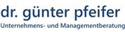Dr Günter Pfeifer - Unternehmens- und Managementberatung