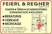 Fenster Regner GmbH - Feierl & Regner GmbH