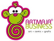 Mario Jakob Stroitz - artmaja business