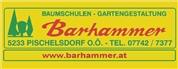 Josef Barhammer - GARTENGESTALTUNG-ERDBEWEGUNG-BAUMSCHULE BARHAMMER