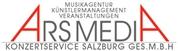 ARS MEDIA Konzertservice Ges.m.b.H. - Künstleragentur, Eventagentur, Musikagentur, Veranstaltungsmanagement