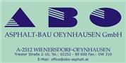 ABO Asphalt-Bau Oeynhausen GmbH.