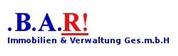 B.A.R. Immobilien und Verwaltung Ges.m.b.H. - Vermittlung von Liegenschaften, Geschäftslokalen, Wohnungen und Häusern jeder Art für Dritte