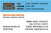 PTS Pool-Technik-Service e.U. - PTS Pool-Technik-Service e.U.