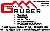 Gerhard Gruber - Holzbau Zimmerei Gruber