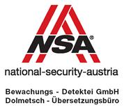 NSA Bewachungs-Detektei GmbH - Sicherheitsdienst - Security Service