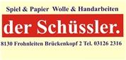 Mag. Johannes Schüssler - Fachgeschäft für Spielwaren, Handarbeiten, Schule - Büro - Papier