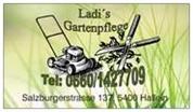 Mario Martin Ingruber -  Ladi´s Gartenpflege