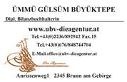 Ümmü Gülsüm Büyüktepe - UBV Die Agentur