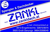 Erwin Zankl Gesellschaft m.b.H. - Zankl Spengler und Dachdecker