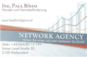 Ing. Paul Böhm -  Network Marketing