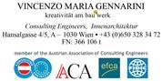 Dipl.-Ing. Vincenzo Gennarini -  Consulting Engineers / Ingenieurbüro Innerarchitektur