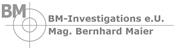 BM-INVESTIGATIONS e.U. - BM-Investigations e.U.