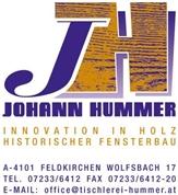 Johann Hummer - TISCHLEREI HUMMER