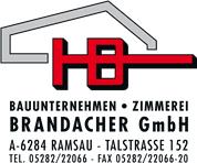 BRANDACHER GmbH - Bauunternehmen - Zimmerei