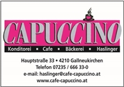 Alois Haslinger e.U. -  Cafe-Konditorei