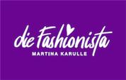 Mag. Martina Karulle - die Fashionista Martina Karulle