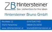 Hintersteiner Bruno GmbH - ZB Hintersteiner
