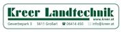 Kreer Landtechnik e.U. - Kreer Landtechnik