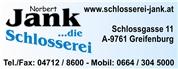 Norbert Andreas Jank - Schlosserei Jank