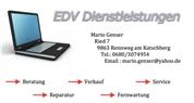Mario Genser - EDV Dienstleistungen