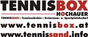 TENNISBOX HOCHAUER e.U. - Handel mit Tennissand/Baumaterialien, Tenniszubehör, Grünraum- und Sportplatzbedarf, Sportpreise