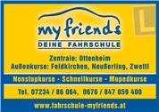 Robert Köberl - FAHRSCHULE  myfriends - Deine Fahrschule