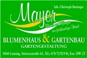 Christoph Buttinger - Blumenhaus & Gartenbau Mayer, Inh. DI (FH) Christoph Buttinger