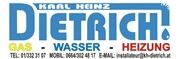 Karl-Heinz Dietrich -  Installateur & Heizungsbauer