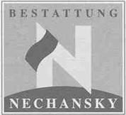 Franz Michael Nechansky - Bestattung