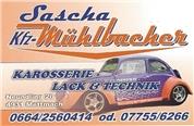 Sascha Josef Mühlbacher - KFZ Sascha Mühlbacher