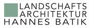 Dipl.-Ing. Hannes Batik - Landschaftsarchitektur Hannes Batik
