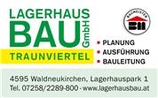 LAGERHAUS BAU-GmbH Traunviertel -  Bauunternehmen