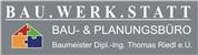 BAUWERKSTATT; Bau- und Planungsbüro; DI Thomas Riedl e.U. - BAUWERKSTATT-graz | Bau- & Planungsbüro | DI Thomas Riedl e.U.