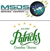 Norbert Engel - A)  MSDS Material Safety Data Sheet GmbH.-------- <br> <br>B) PATRICKS CANADIAN TAVERNE