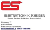 Gerhard Helmuth Scheiber -  Elektro Technik Scheiber
