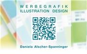 Daniela Alscher-Spanninger - Werbegrafik  Illustration  Design
