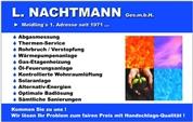 Ludwig Nachtmann Gesellschaft m.b.H. -  Gas-Wasser-Heizung-Lüftung-Sanitär