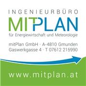 mitPlan GmbH -  Ingenieurbüro für Energiewirtschaft und Meteorologie