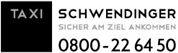 Taxi Schwendinger GmbH -  Taxi- und Mietwagen