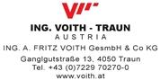 Voith - Werke Ing. A. Fritz Voith Gesellschaft m.b.H. & Co. KG. - Krananlagenbau