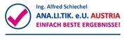 Alfred Schiechel ANA.LI.TIK. e.U. - Entwicklung, Produktion und Handel mit Spezial-Reagenzien, Testsystemen und Messgeräten